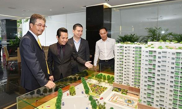 Kiểm soát tín dụng bất động sản ở những tỉnh thành 'sốt' đất - Ảnh 1.