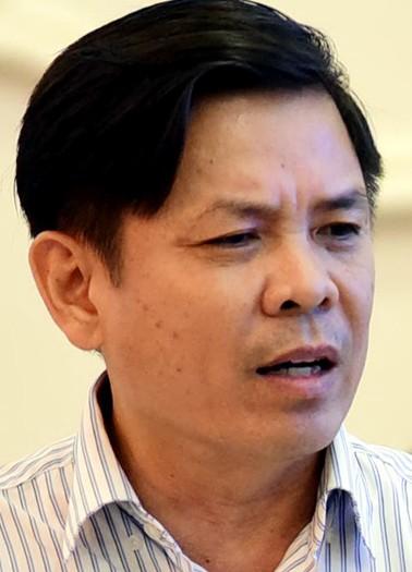 Bộ trưởng Bộ Giao thông vận tải Nguyễn Văn Thể