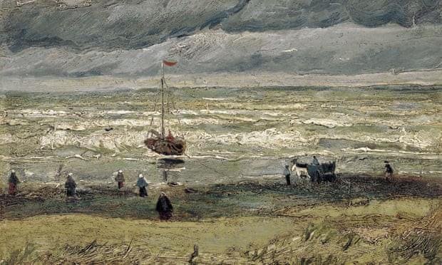 Hai bức tranh của Van Gogh bị lấy đi chỉ trong 3 phút 40 giây - Ảnh 2.