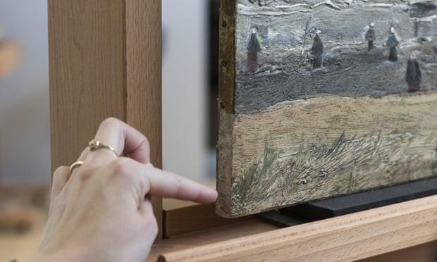 Hai bức tranh của Van Gogh bị lấy đi chỉ trong 3 phút 40 giây - Ảnh 3.
