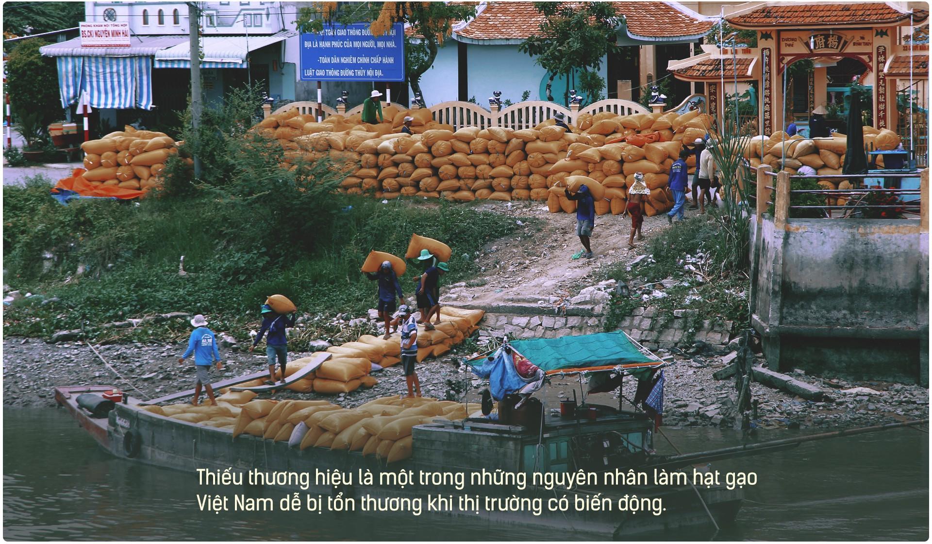 Hạt gạo Việt: 30 năm, một nỗi đau đáu về thương hiệu - Ảnh 5.