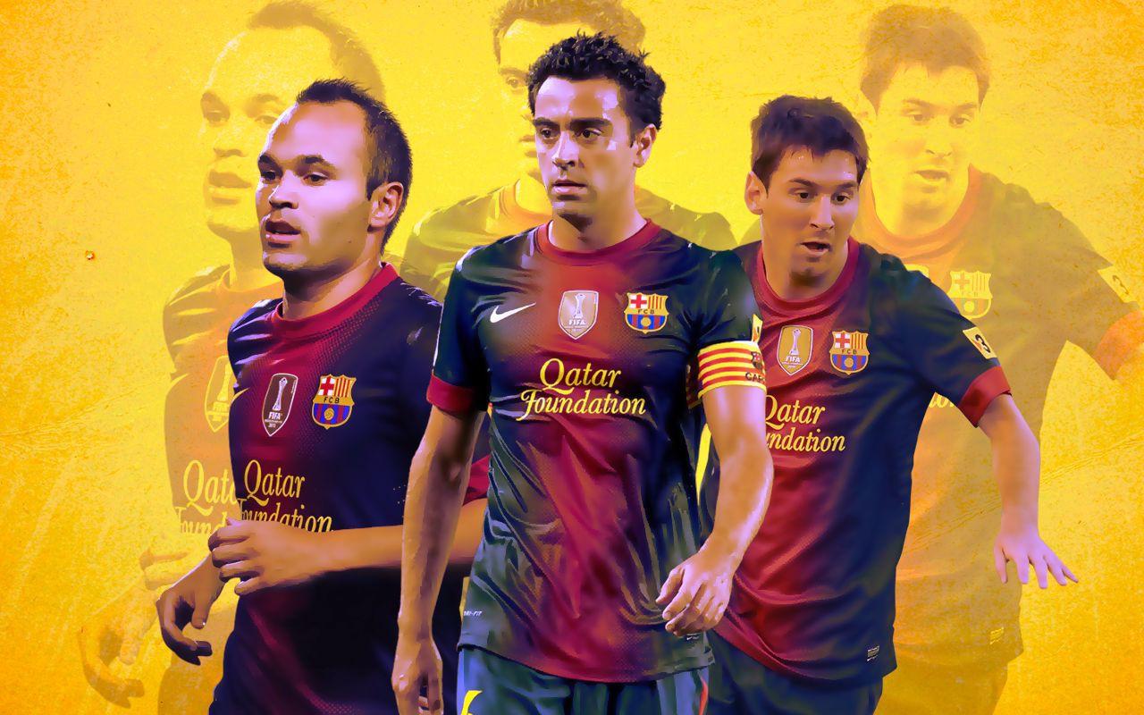 Barca & chiếc đầu kéo vĩnh cửu Messi - Ảnh 2.