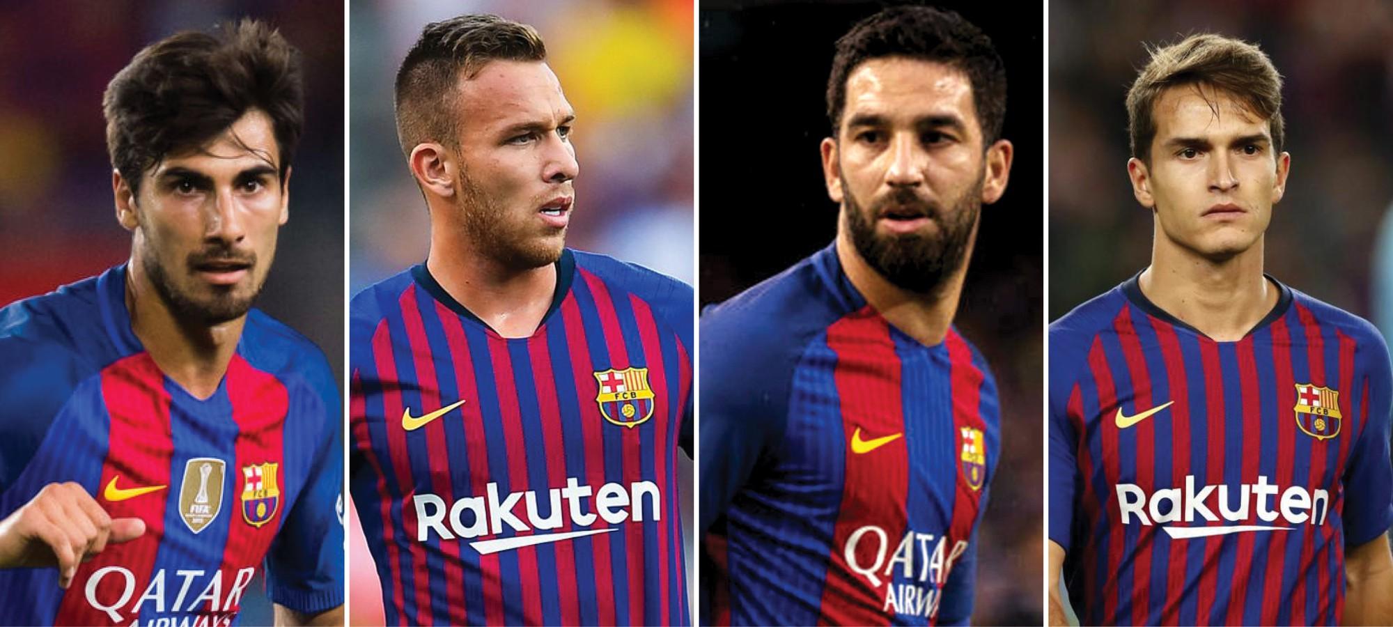 Barca & chiếc đầu kéo vĩnh cửu Messi - Ảnh 3.