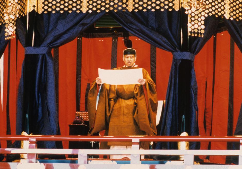 Những hình ảnh ghi dấu cuộc đời Nhật hoàng Akihito - Ảnh 17.