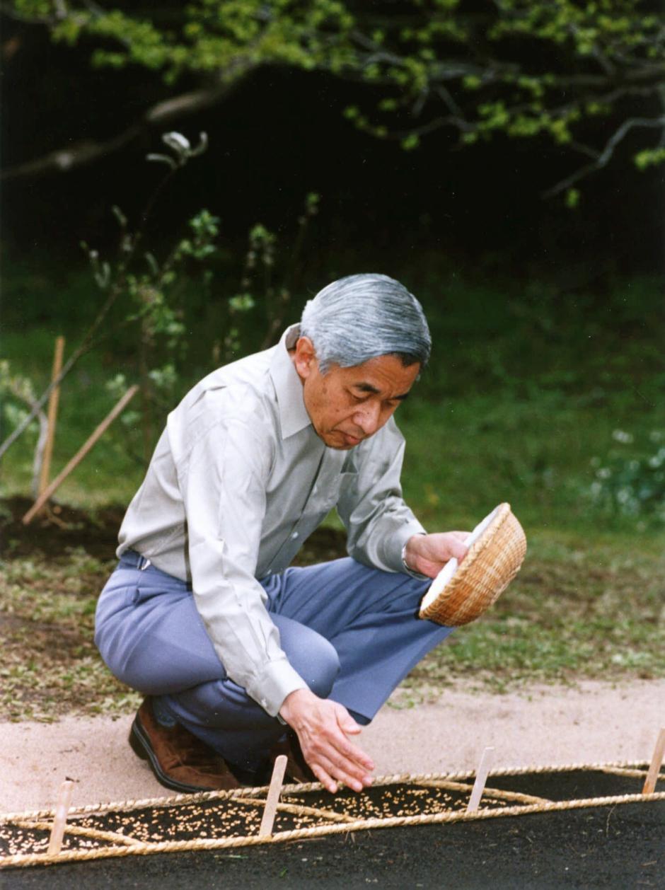 Những hình ảnh ghi dấu cuộc đời Nhật hoàng Akihito - Ảnh 20.