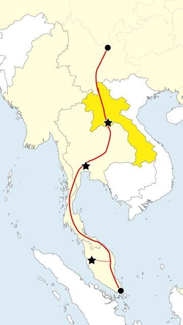 Dân Lào vừa mừng, vừa lo với đường sắt Trung Quốc - Ảnh 2.