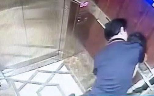 Kết quả hình ảnh cho dâm ô trong thang máy