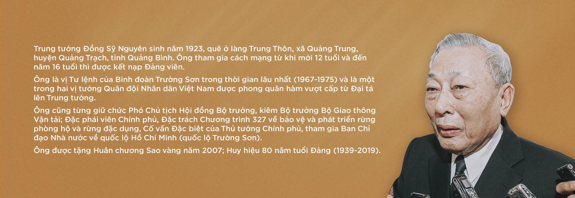 Vĩnh biệt vị tướng già huyền thoại - Đồng Sỹ Nguyên - Ảnh 14.