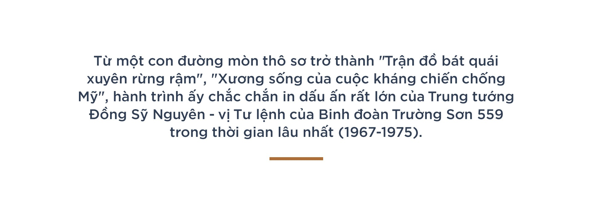 Vĩnh biệt vị tướng già huyền thoại - Đồng Sỹ Nguyên - Ảnh 3.