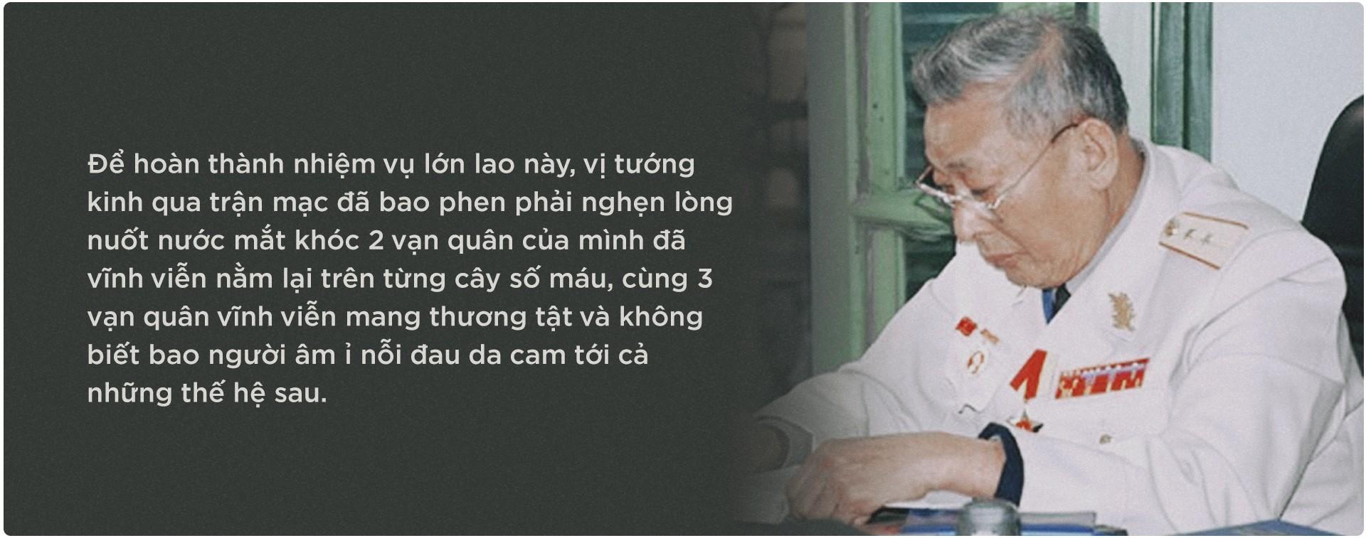 Vĩnh biệt vị tướng già huyền thoại - Đồng Sỹ Nguyên - Ảnh 4.