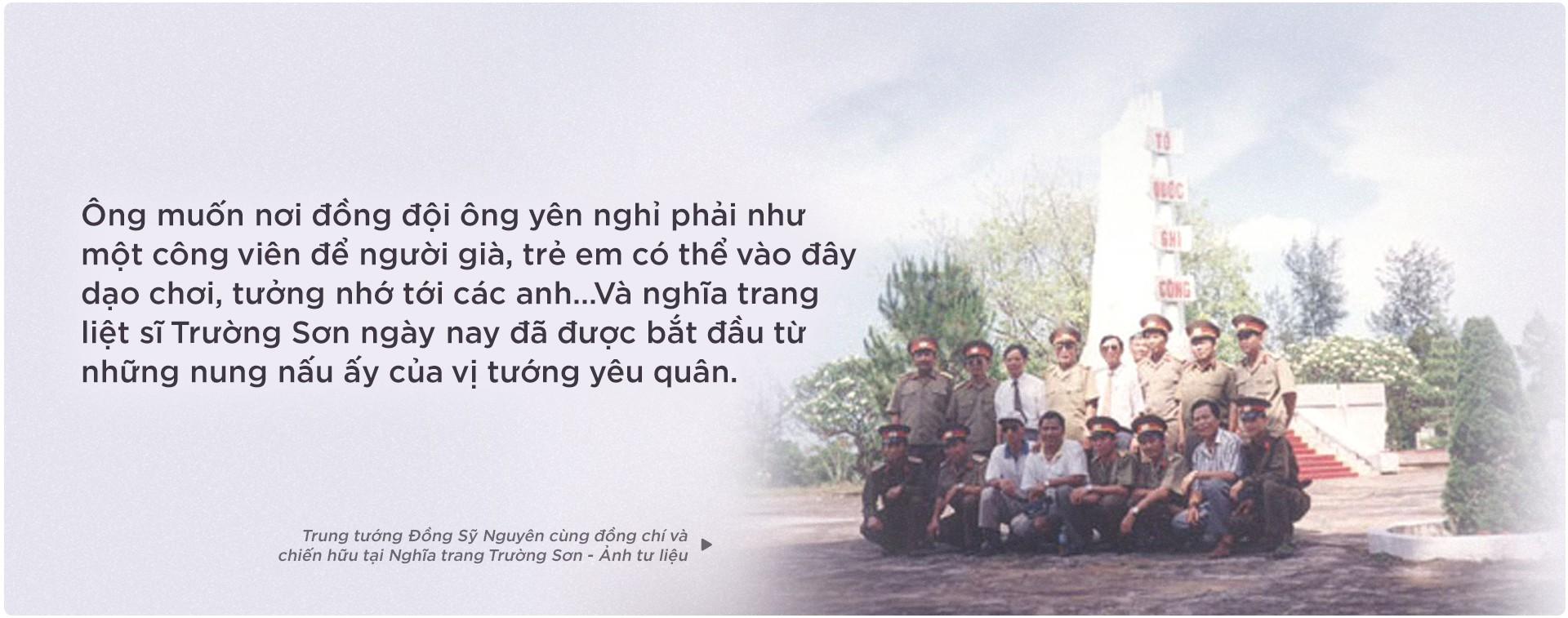 Vĩnh biệt vị tướng già huyền thoại - Đồng Sỹ Nguyên - Ảnh 6.