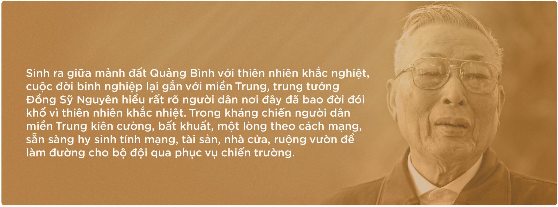 Vĩnh biệt vị tướng già huyền thoại - Đồng Sỹ Nguyên - Ảnh 13.