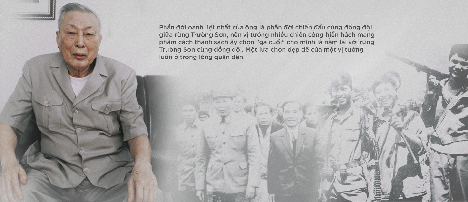 Vĩnh biệt vị tướng già huyền thoại - Đồng Sỹ Nguyên - Ảnh 8.