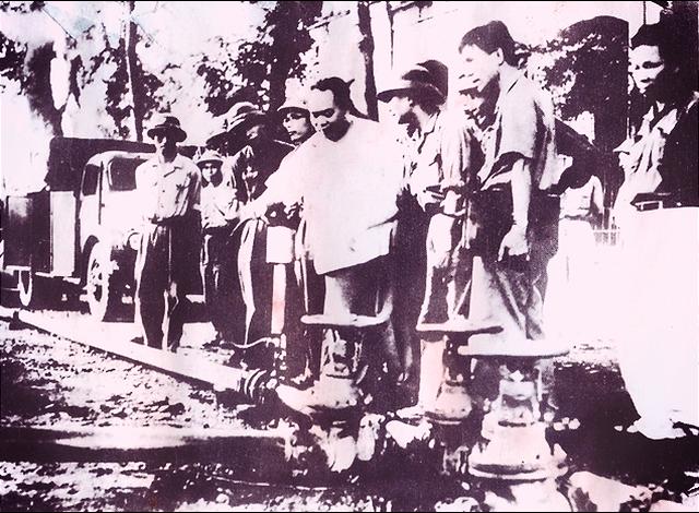 Tướng Đồng Sỹ Nguyên và đường ống xăng dầu vượt Trường Sơn bão lửa - Ảnh 4.