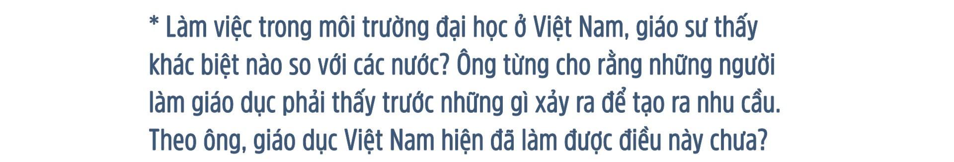 GS Võ Văn Tới: Về nước vì sinh viên Việt Nam thất bại - Ảnh 10.