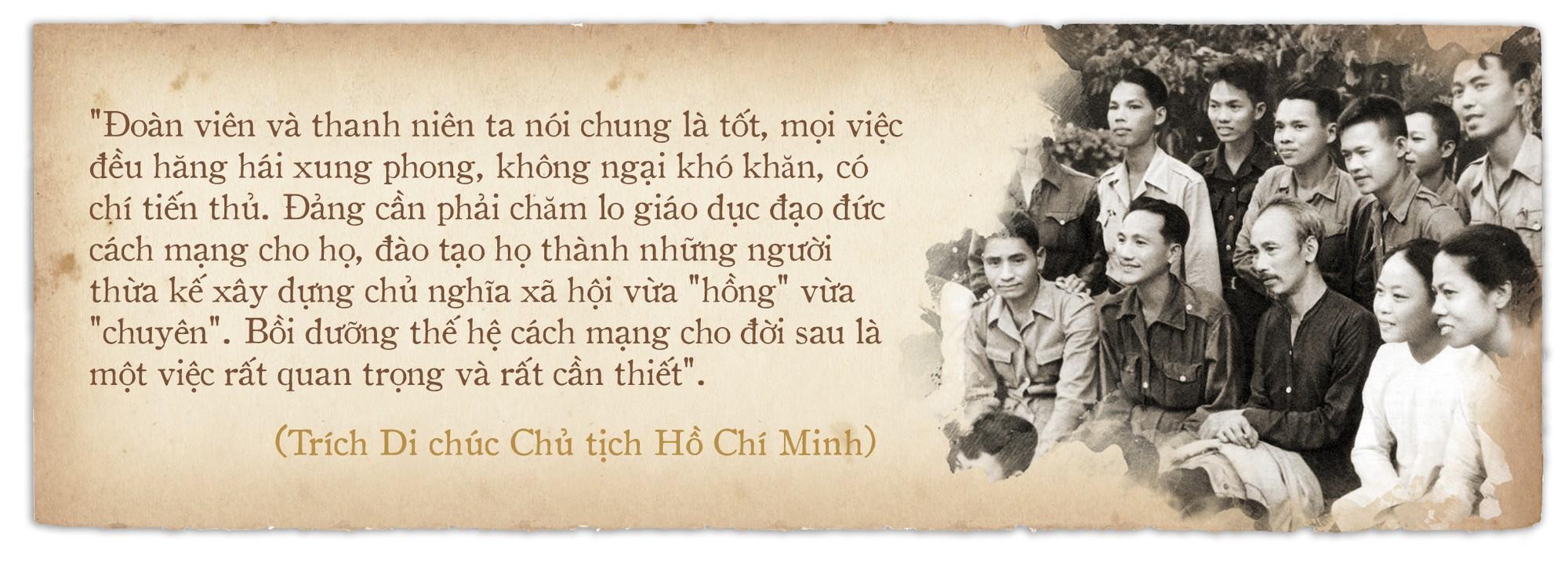 Di chúc của Chủ tịch Hồ Chí Minh: Như ngọn đuốc soi đường cho dân tộc - Ảnh 9.