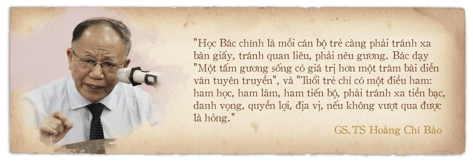 Di chúc của Chủ tịch Hồ Chí Minh: Như ngọn đuốc soi đường cho dân tộc - Ảnh 12.