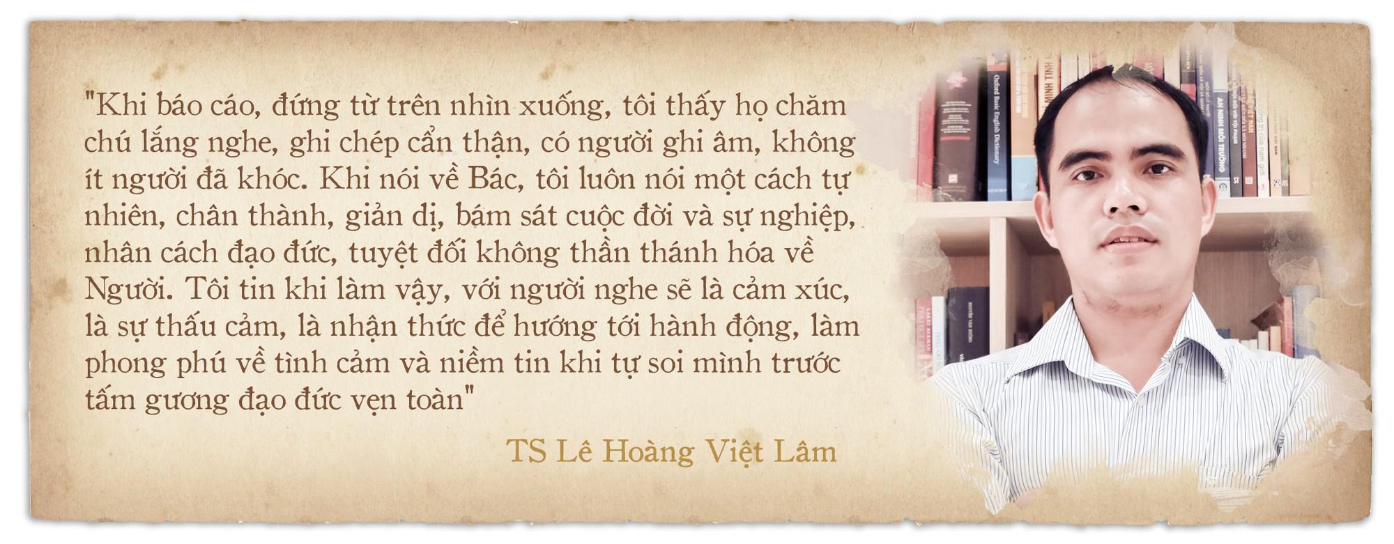 Di chúc của Chủ tịch Hồ Chí Minh: Như ngọn đuốc soi đường cho dân tộc - Ảnh 13.