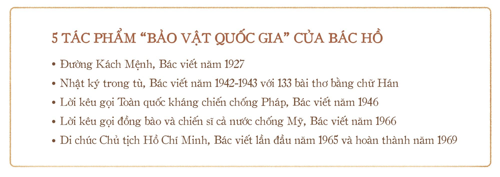 Di chúc của Chủ tịch Hồ Chí Minh: Như ngọn đuốc soi đường cho dân tộc - Ảnh 14.