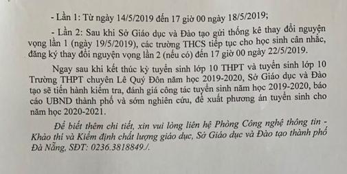 Vụ thi lớp 10 tại Đà Nẵng: Có tình trạng học yếu kém vẫn đạt chứng chỉ quốc tế - Ảnh 3.