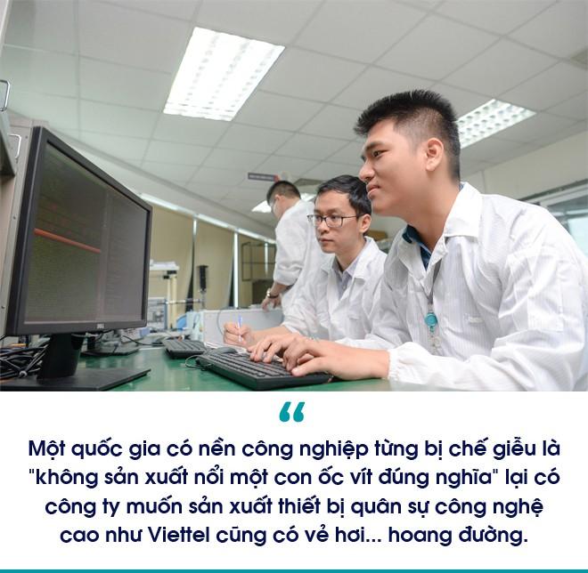Giấc mơ của các kỹ sư Viettel - Ảnh 3.