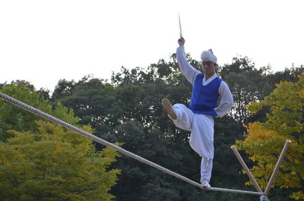 Khám phá văn hóa Hàn Quốc dịp Quốc tế thiếu nhi tại Hà Nội - Ảnh 1.