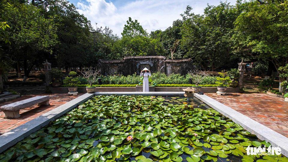 Thăm ngôi nhà vườn đặc sắc nhất xứ Huế - Ảnh 4.