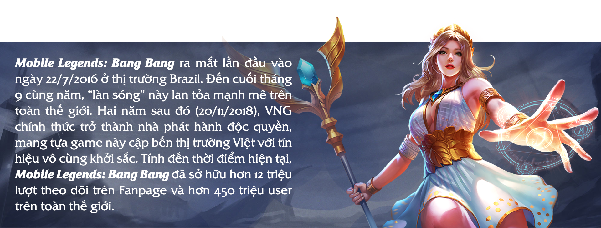 VNG: Từ những bước đi eSports sơ khởi đến 'bom tấn' Mobile Legends: Bang Bang - Ảnh 5.