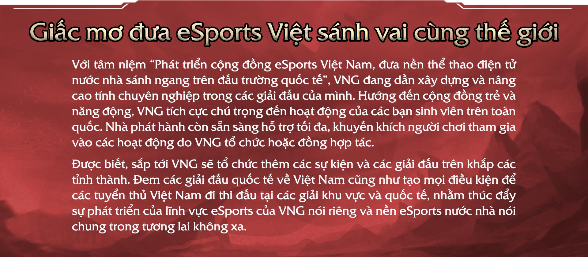 VNG: Từ những bước đi eSports sơ khởi đến 'bom tấn' Mobile Legends: Bang Bang - Ảnh 9.