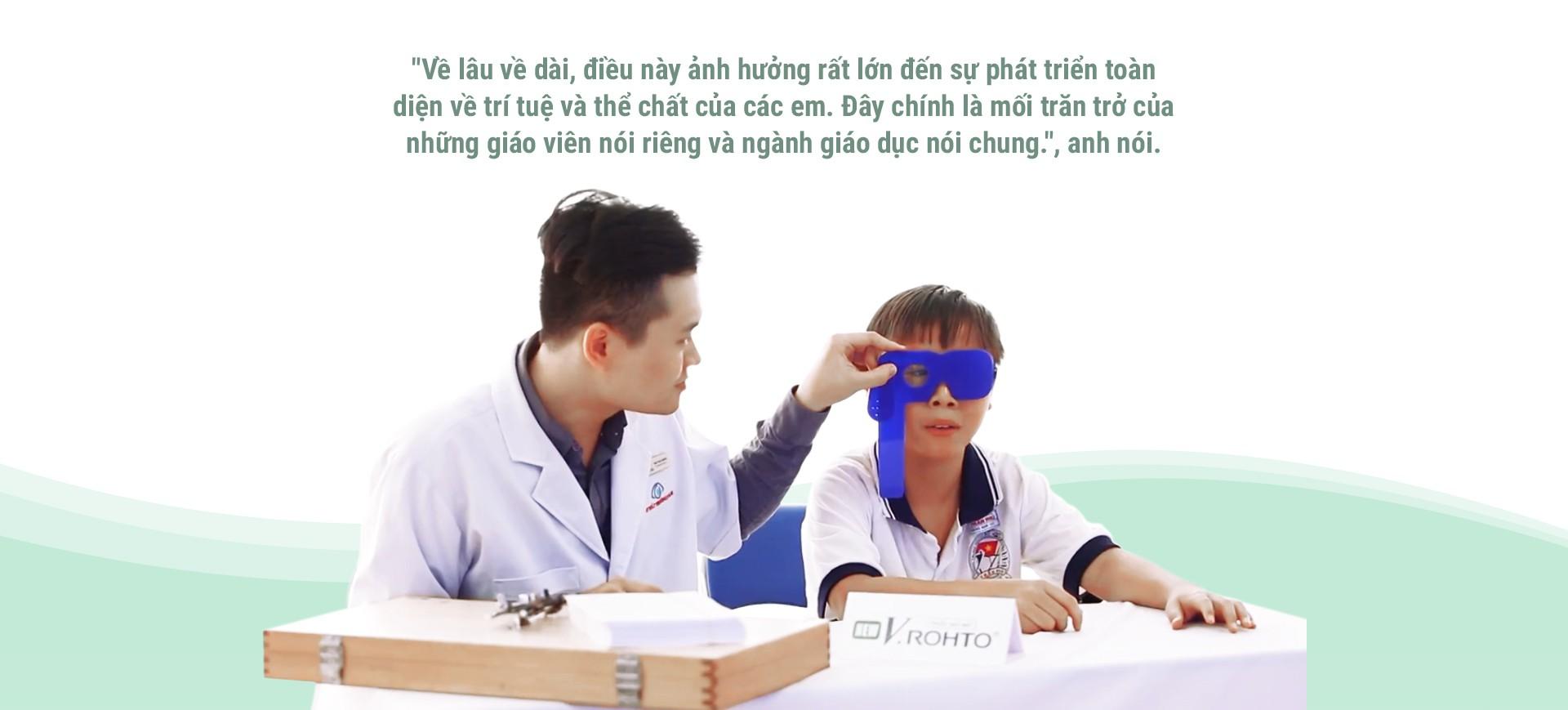 Chăm Sóc Mắt Học Đường - Hành trình 14 năm bảo vệ đôi mắt - Ảnh 2.