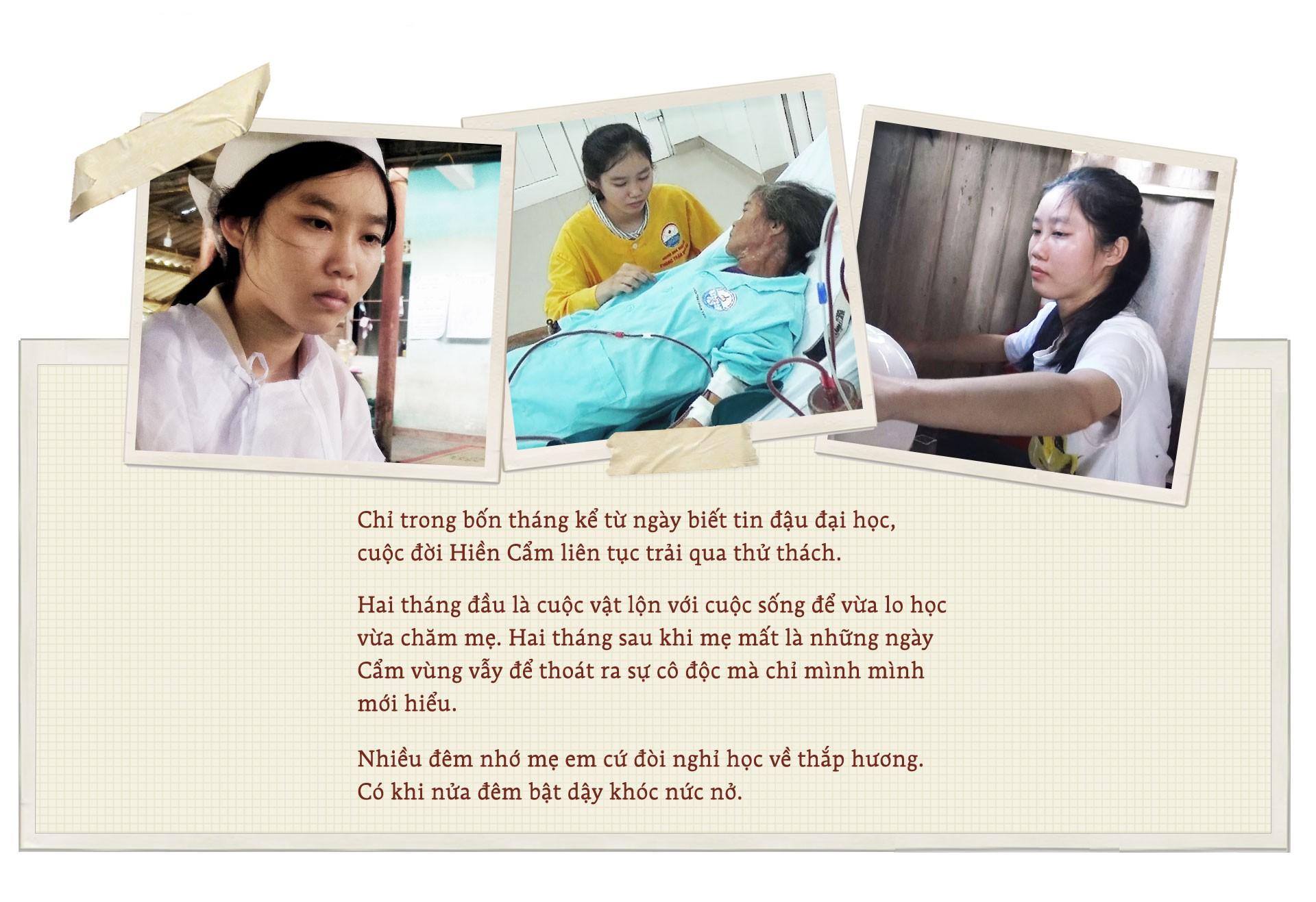 Hành trình yêu thương cùng cô gái Cõng mẹ lên giảng đường - Ảnh 6.