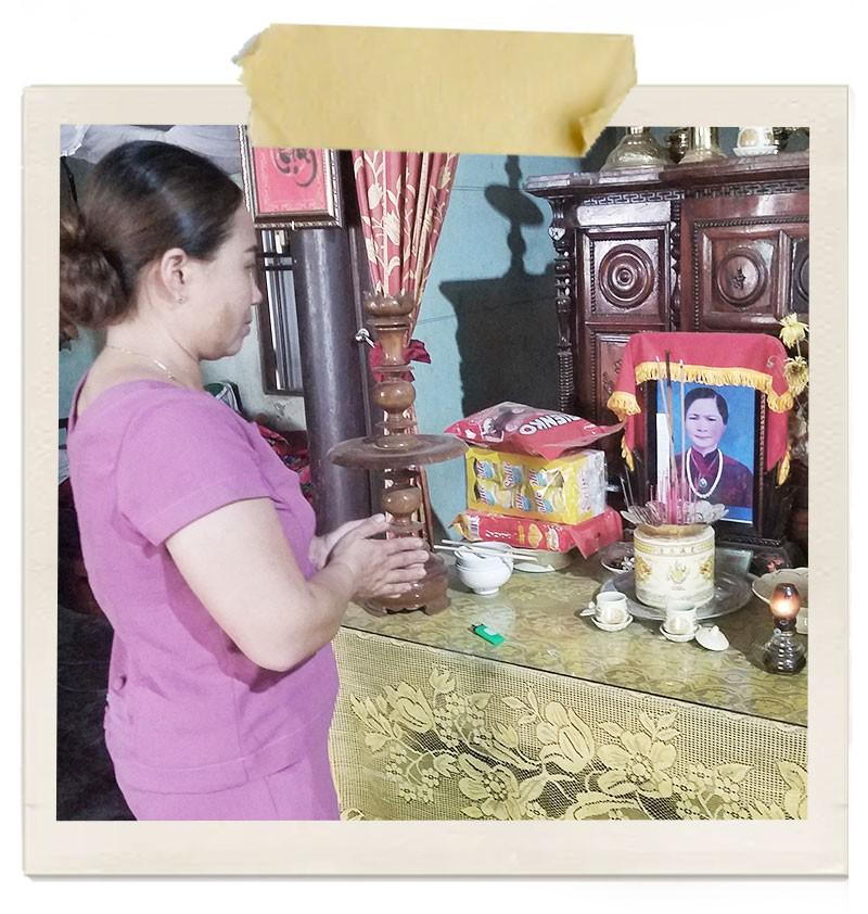 Hành trình yêu thương cùng cô gái Cõng mẹ lên giảng đường - Ảnh 7.