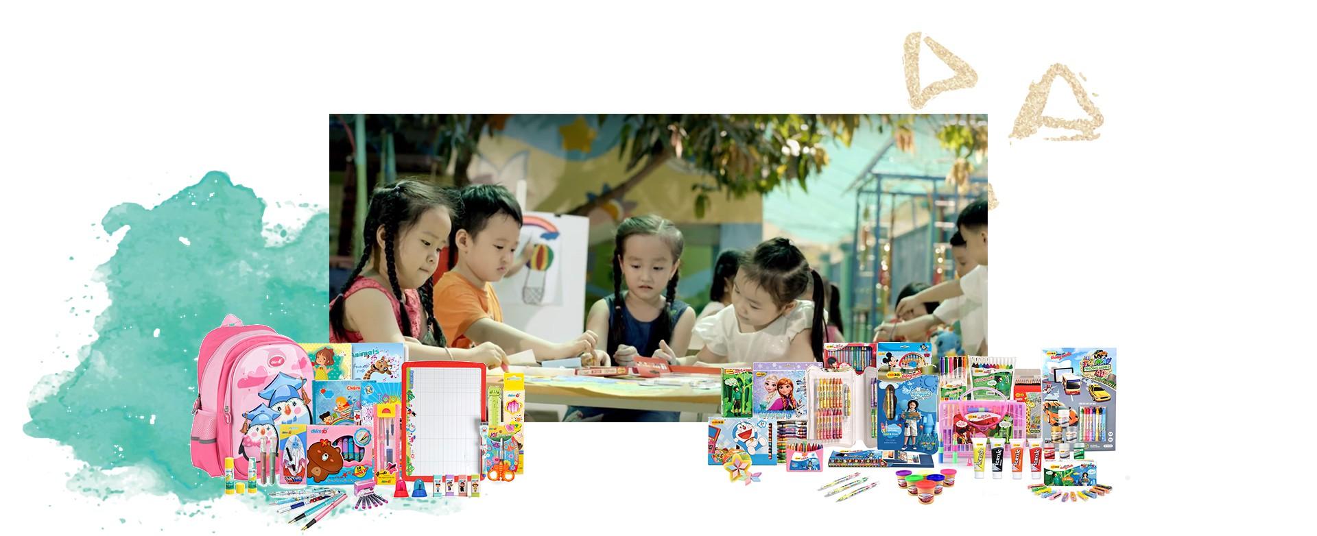 Thiên Long - Không chỉ là tuổi thơ cắp sách tới trường - Ảnh 8.