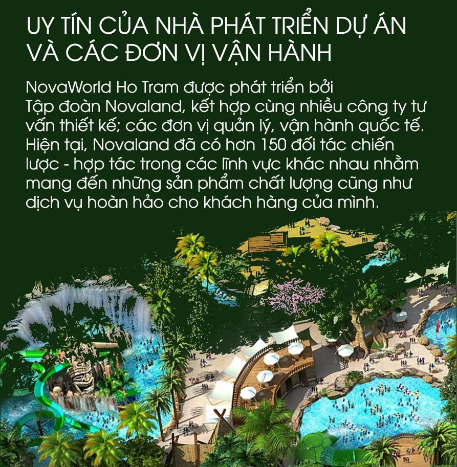 Đánh thức rừng - biển với NovaWorld Ho Tram - Ảnh 3.