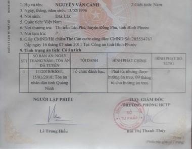 Chuyện bi hài: đang là sinh viên ở TP.HCM bỗng nhận án tù ở... Quảng Ninh - Ảnh 2.