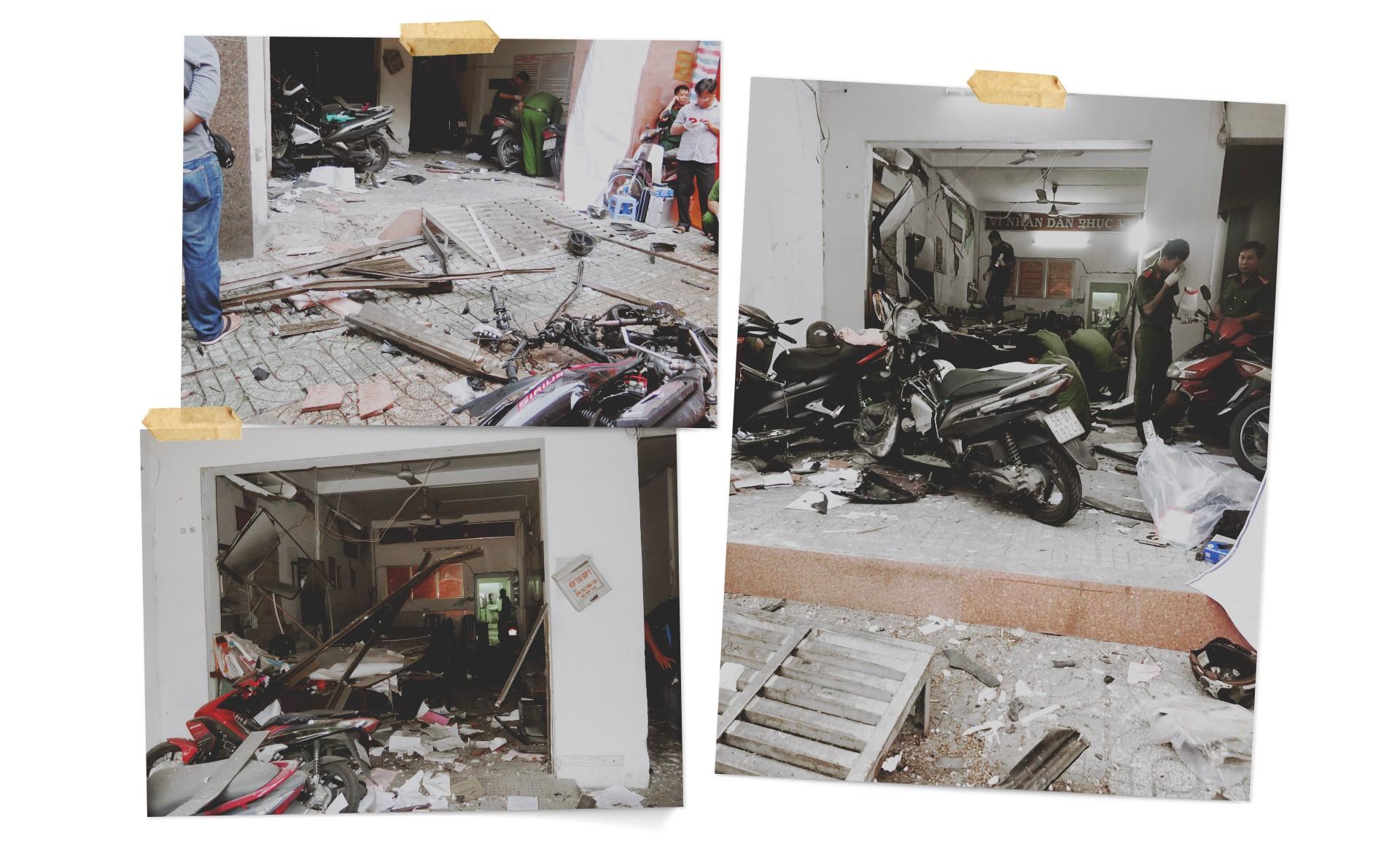 Hành trình phá án đánh bom trụ sở công an ở TP.HCM - Ảnh 4.