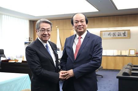 Nhật Bản hỗ trợ Việt Nam triển khai chính phủ điện tử - Ảnh 1.