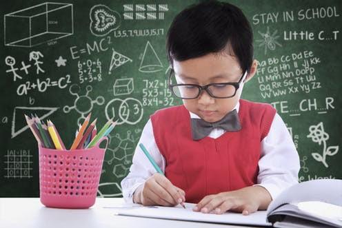 Người học giỏi toán lớn lên có giàu không? - Ảnh 1.