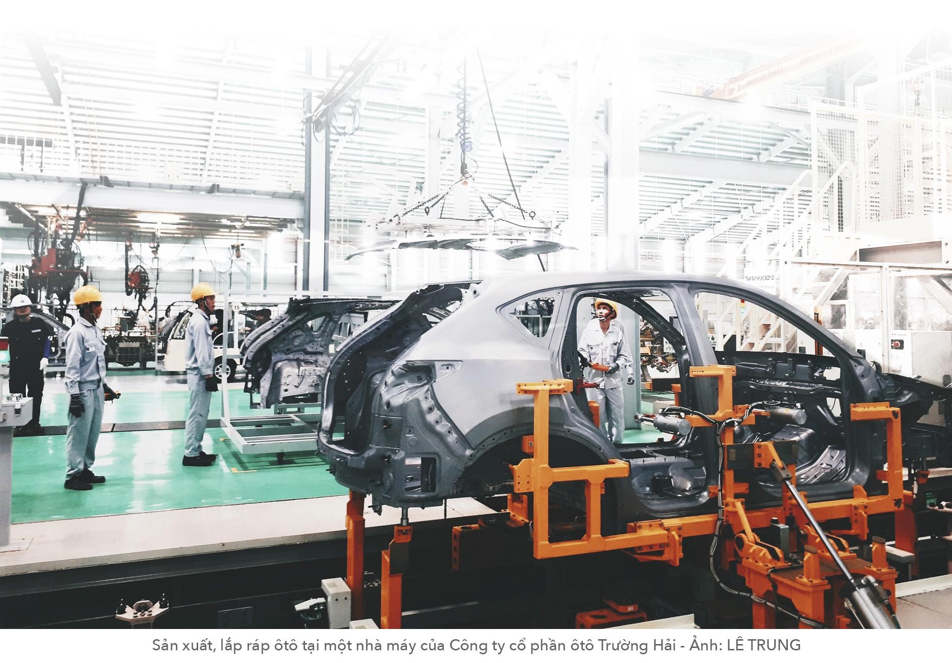 Công nghiệp hỗ trợ cho xe hơi: Trông người Thái mà ngẫm đến ta - Ảnh 4.
