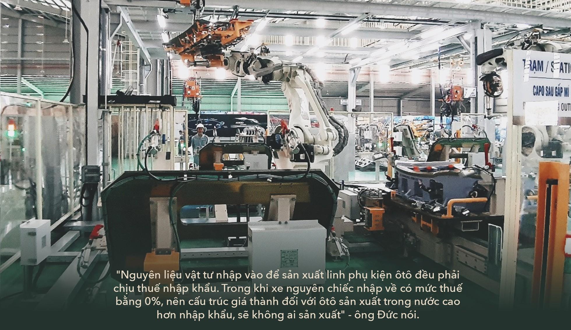Công nghiệp hỗ trợ cho xe hơi: Trông người Thái mà ngẫm đến ta - Ảnh 5.