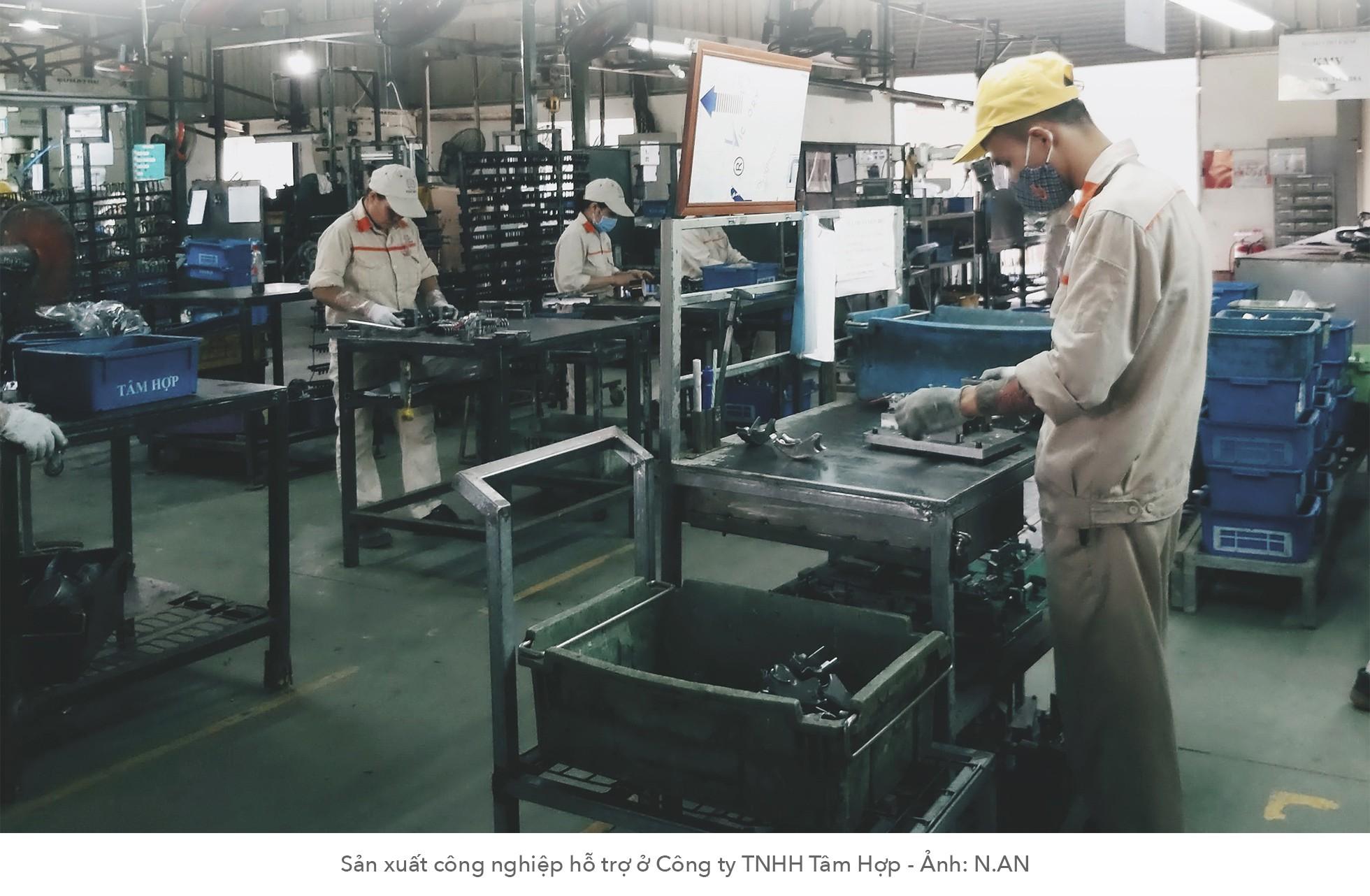 Công nghiệp hỗ trợ cho xe hơi: Trông người Thái mà ngẫm đến ta - Ảnh 16.