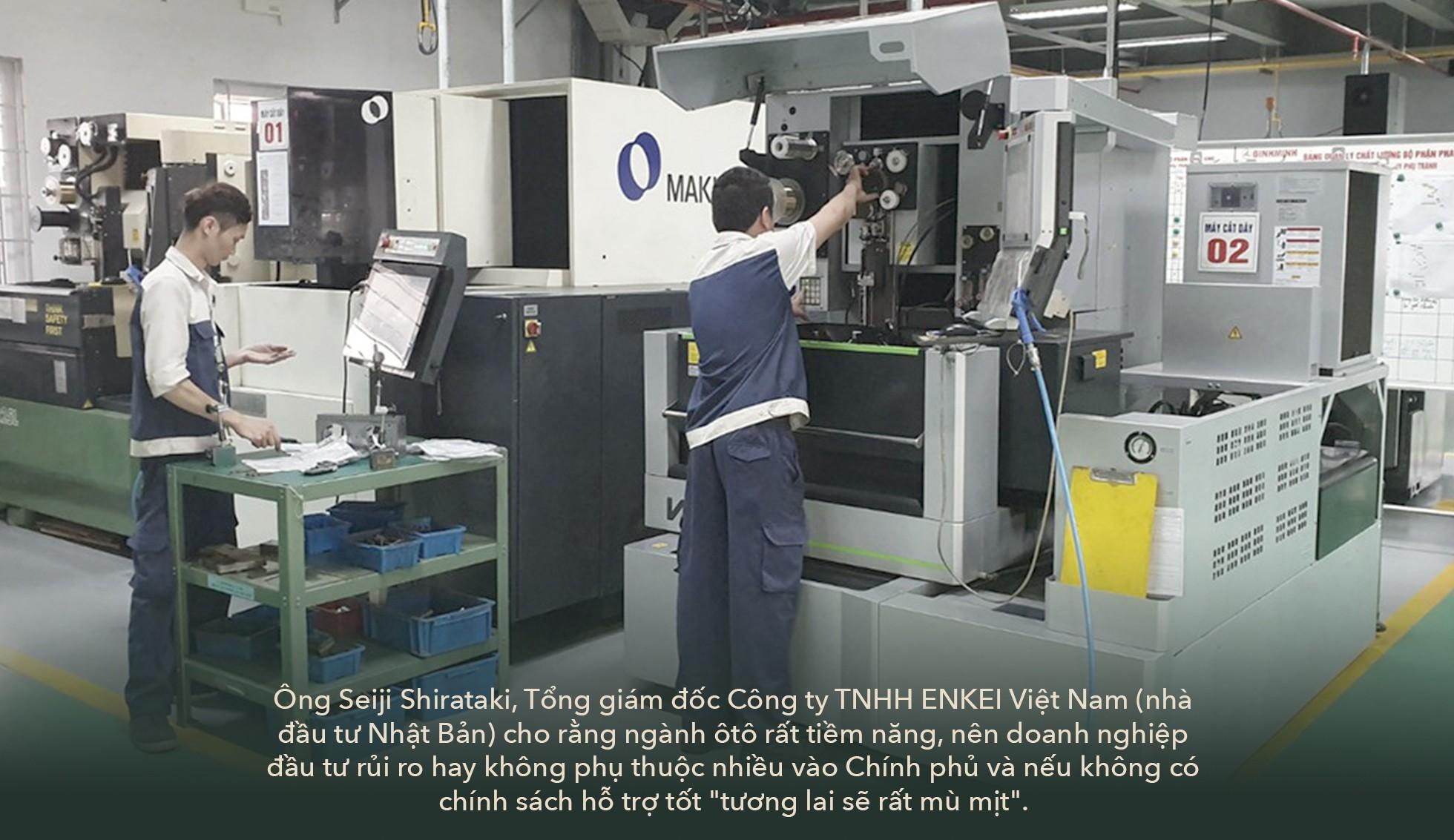 Công nghiệp hỗ trợ cho xe hơi: Trông người Thái mà ngẫm đến ta - Ảnh 17.