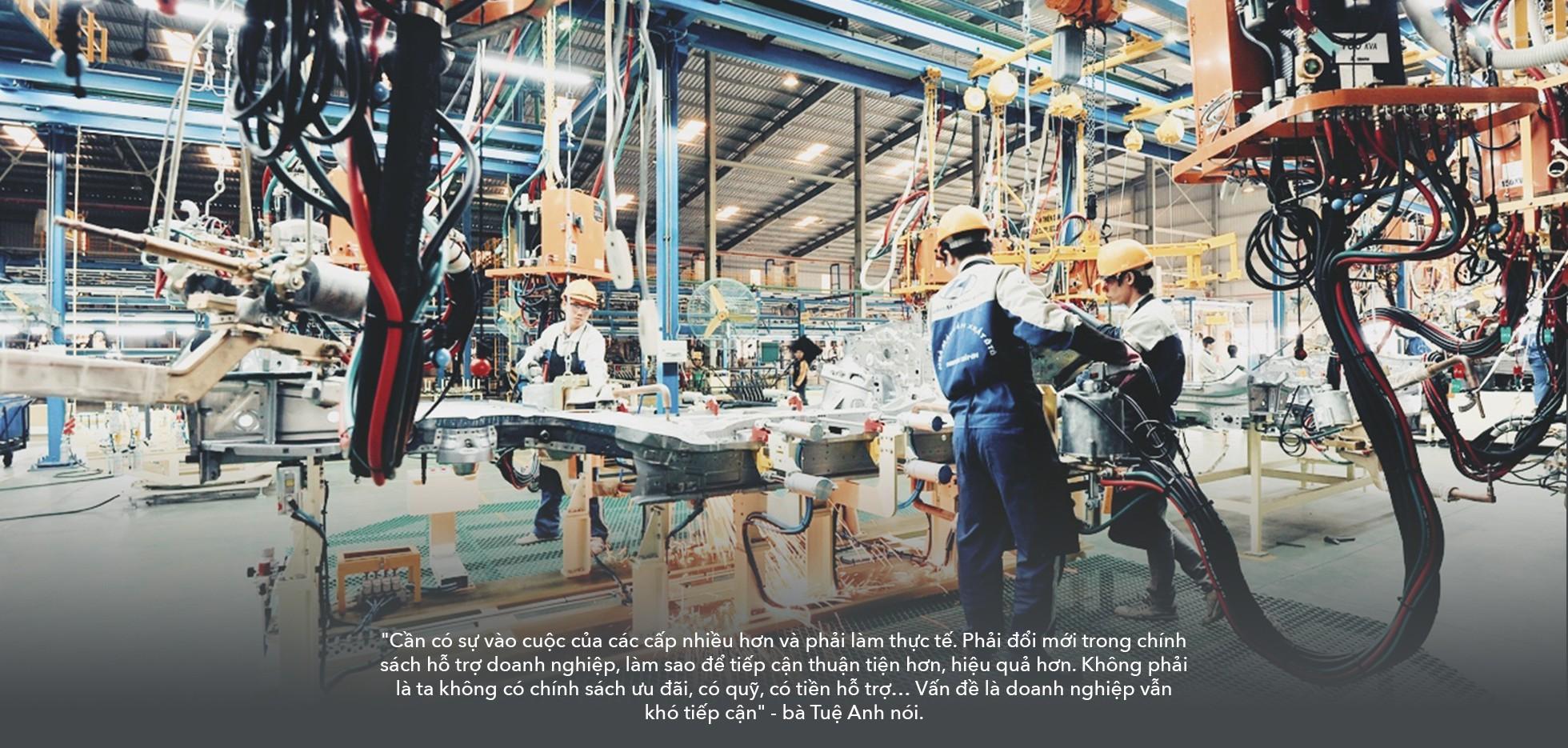 Công nghiệp hỗ trợ cho xe hơi: Trông người Thái mà ngẫm đến ta - Ảnh 19.