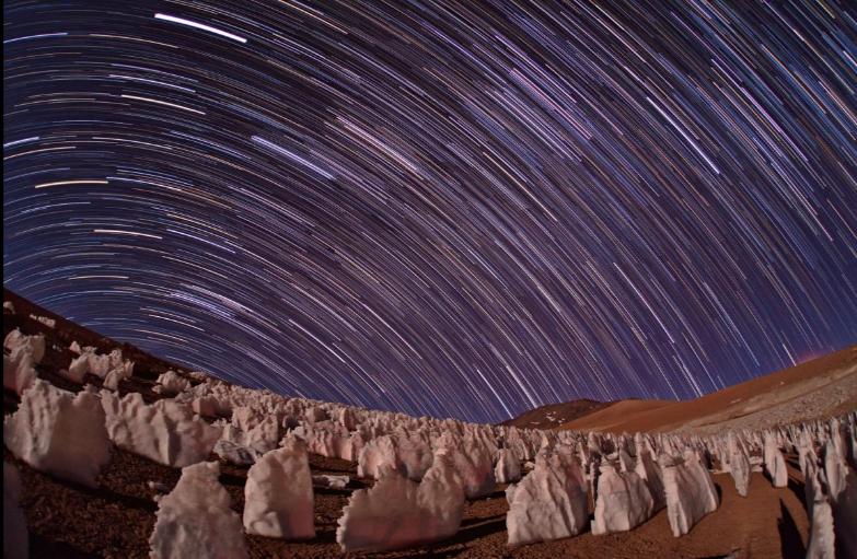 Những nơi lạ lùng trên Trái đất ngỡ là hành tinh khác - Ảnh 9.