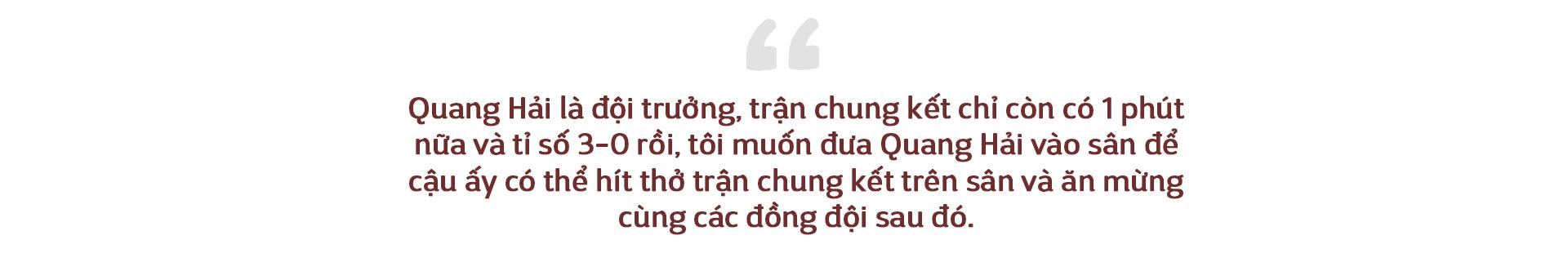 HLV Park Hang Seo: Trái tim tôi đang ở Việt Nam - Ảnh 14.