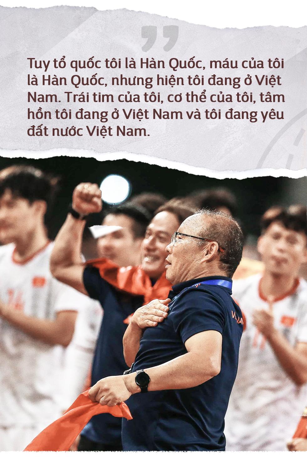 HLV Park Hang Seo: Trái tim tôi đang ở Việt Nam - Ảnh 9.