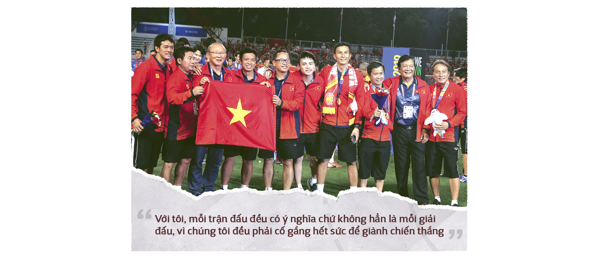 HLV Park Hang Seo: Trái tim tôi đang ở Việt Nam - Ảnh 2.