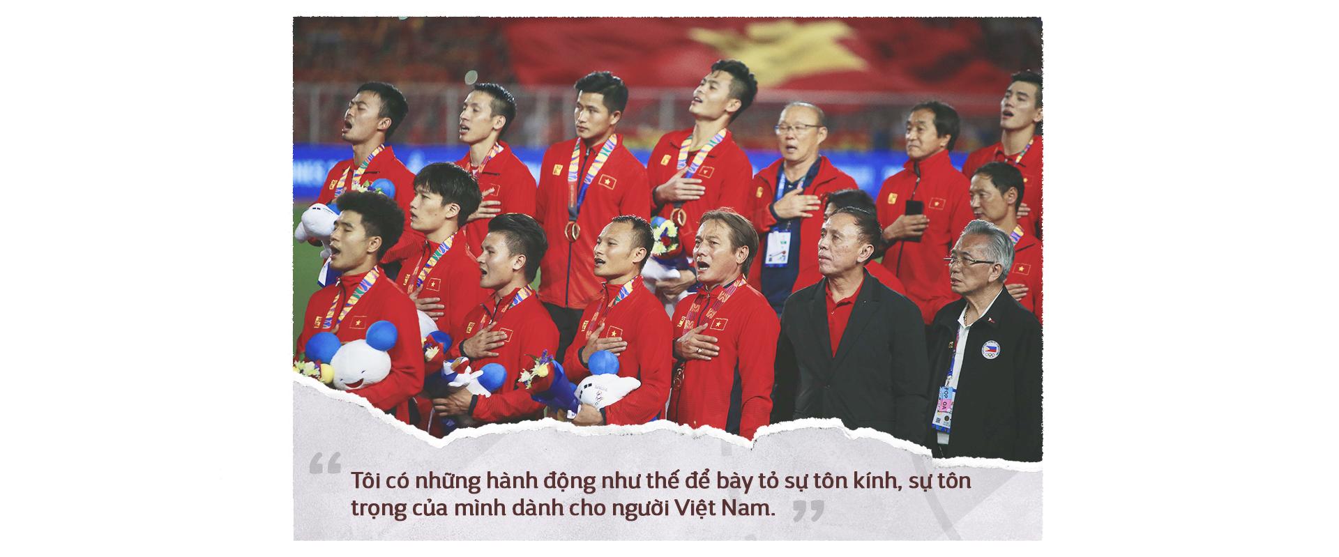 HLV Park Hang Seo: Trái tim tôi đang ở Việt Nam - Ảnh 8.