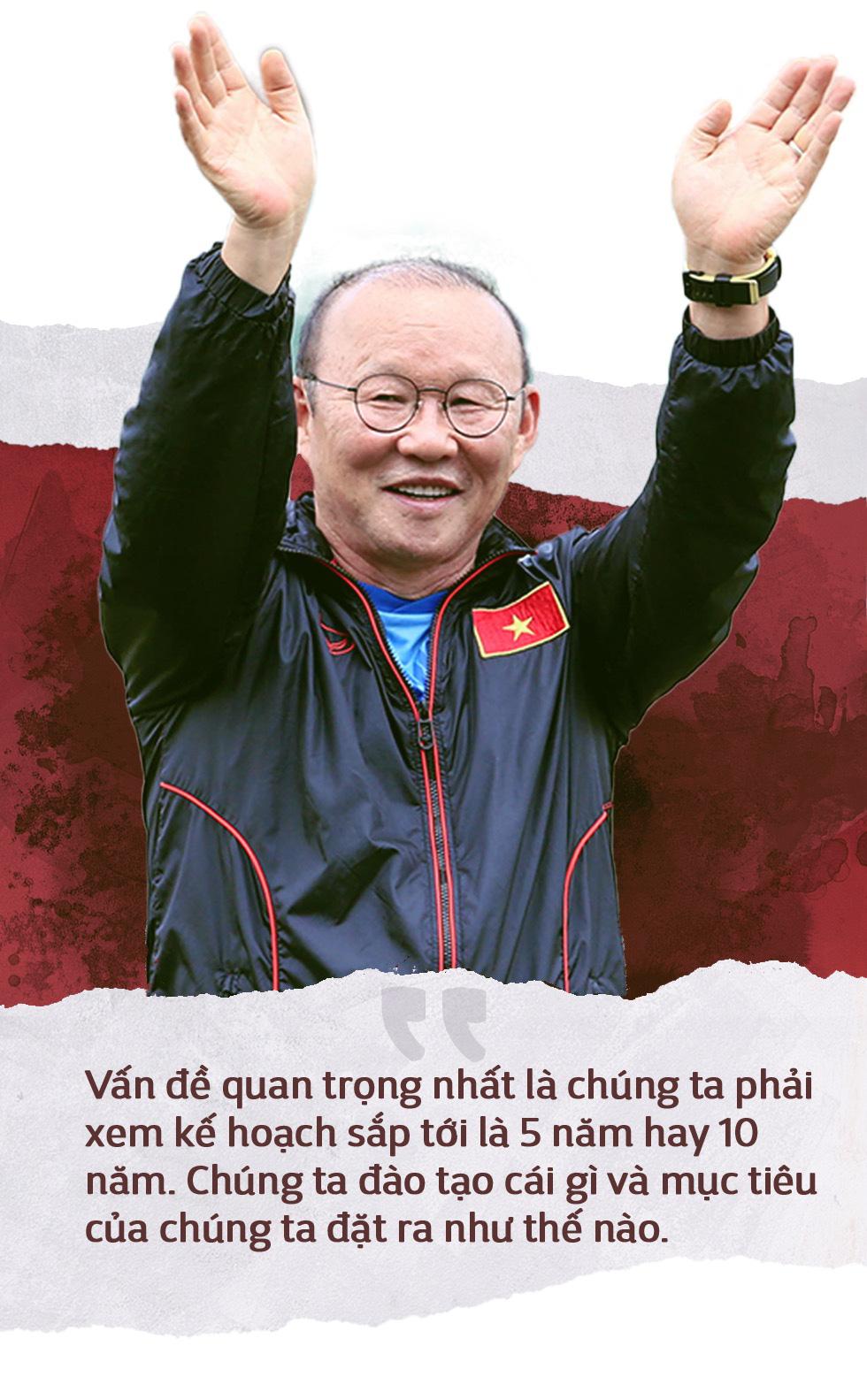 HLV Park Hang Seo: Trái tim tôi đang ở Việt Nam - Ảnh 4.