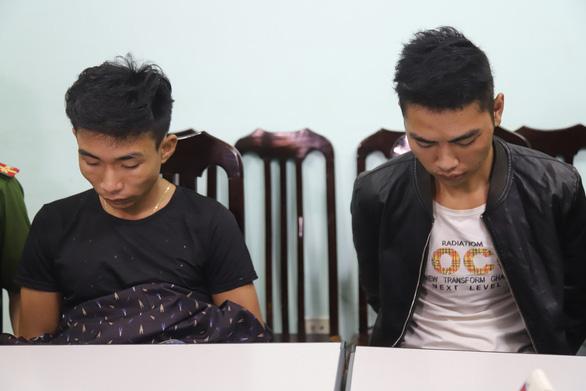 Hai thanh niên sát hại sinh viên chạy Grab bị đề nghị truy tố khung tử hình - Ảnh 1.